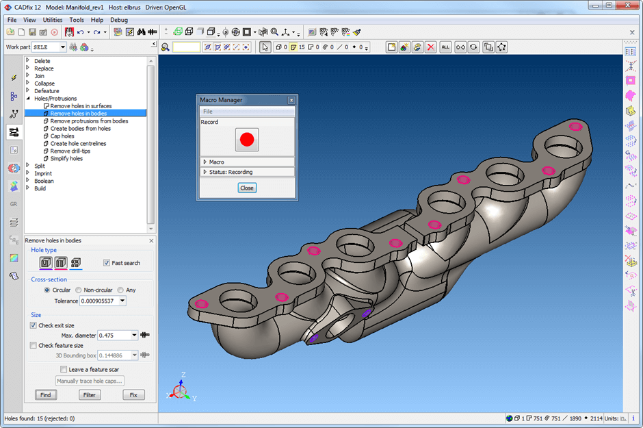 New release of CADfix 12 advances automated geometry processing for